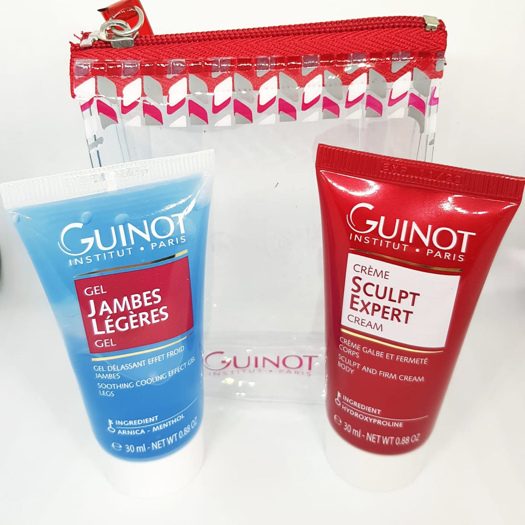SPECIAL OFFER - Complimentary Guinot Leg Gel and Firming Cream Duo