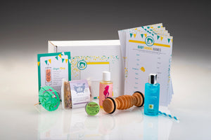 Third trimester Baboo Box - Relieves symptoms of aches pains and swelling in pregnancy