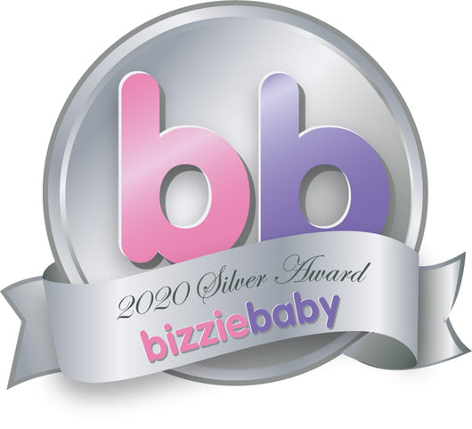 Baboo Box awarded a Bizzie Baby Silver Award