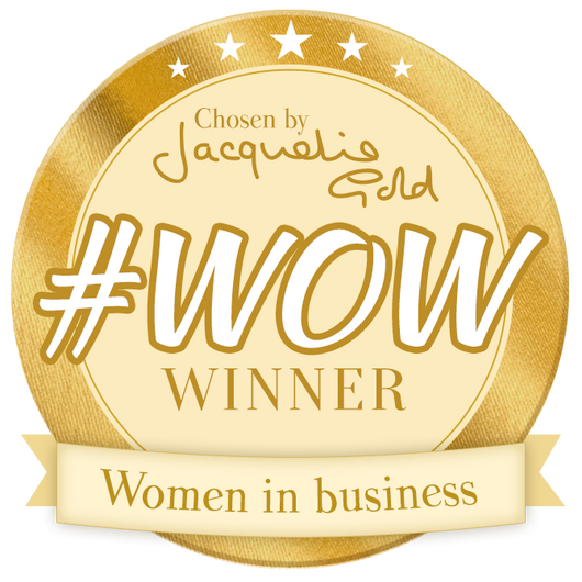 Baboo Box is a winner of Jacqueline Gold's WOW award