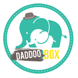 Dadoo Box logo - the perfect survival gift box for new dads