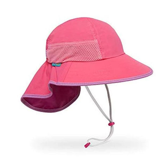 Kids Play Hat: Hot Pink