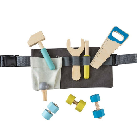 Wooden Tool Belt Toyslink