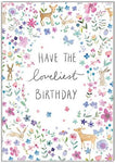 Have the Loveliest Birthday Card