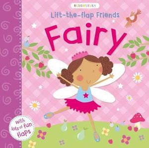 Fairy: Lift-the-flap Friends