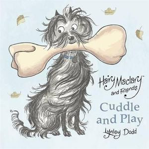 Hairy Maclary and Friends Cuddle and Play (A Crinkly Cloth Book)