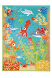 Scratch Europe Ocean World Puzzle 100pcs