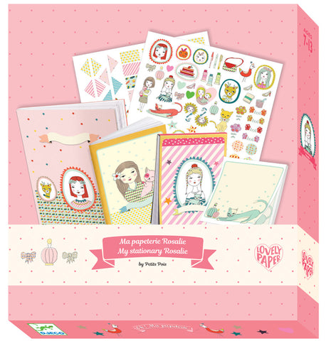 Rosalie Stationery Kit
