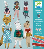 Kitty Cats Embroidery Djeco