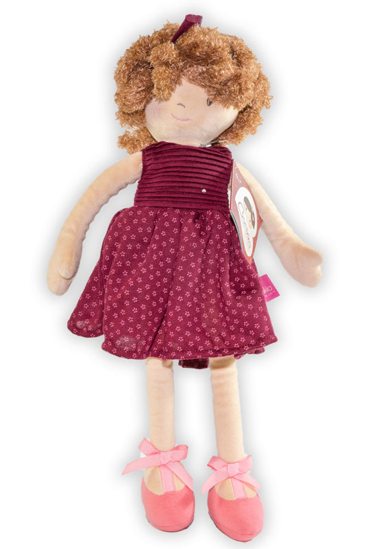 Bonikka Lola Debutante Doll with Brown Hair