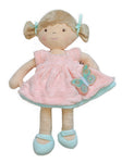Bonikka Pia Butterfly Doll with Light Brown Hair