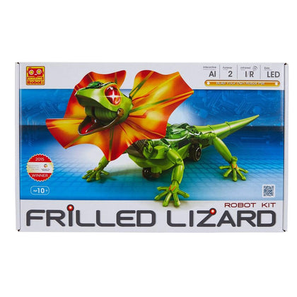 Johnco Frilled Lizard Robot Kit