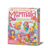 4m Mould & Paint Glitter Crafts Mermaids