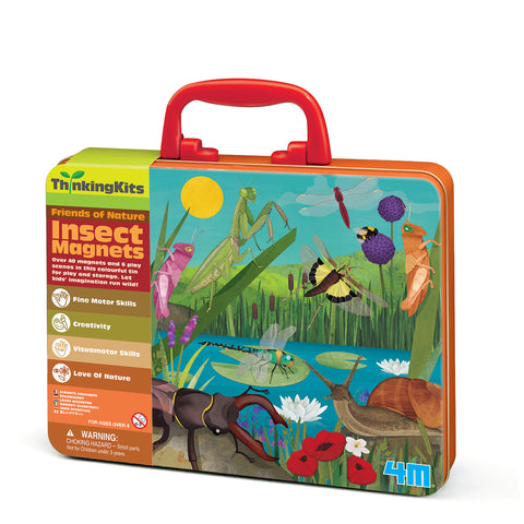 4M ThinkingKits Insect Magnets