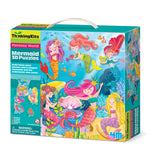 4M - ThinkingKits - Mermaid 3D Puzzle