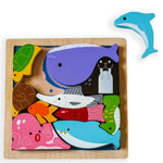 Kiddie Connect Chunky Sea Creatures