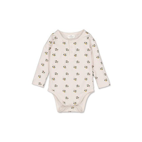 Burrow & Be Earth Child Bodysuit