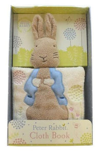 Peter Rabbit Cloth Book - Beatrix Potter