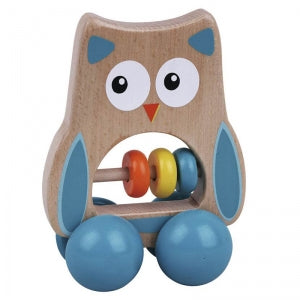 Wooden Wheelie Animals Toyslink