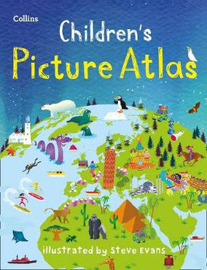 Collins Children's Picture Atlas 3rd Edition