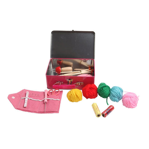 Knitting Kit Suitcase Toyslink
