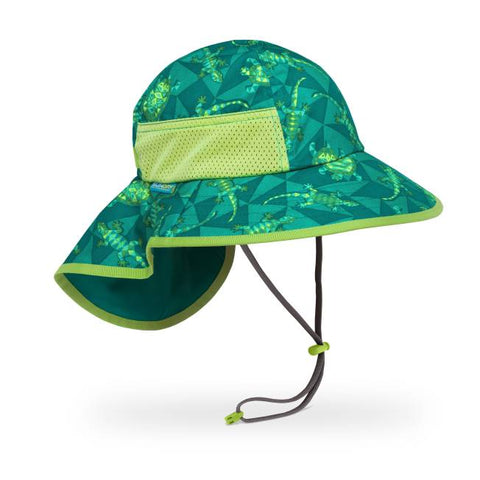 Kids Play Hat: Reptile
