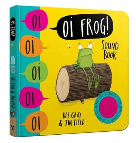 Oi Frog!: Sound Book