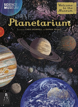 Planetarium Welcome To The Museum