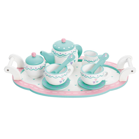 Wooden Tea Set Toyslink