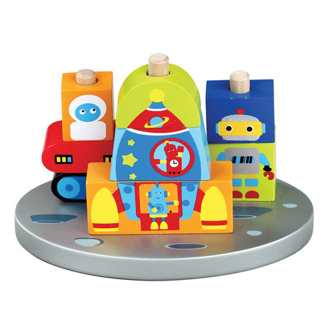 Space Block Stacker Toyslink