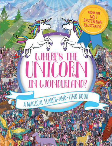 Where's the Unicorn in Wonderland?