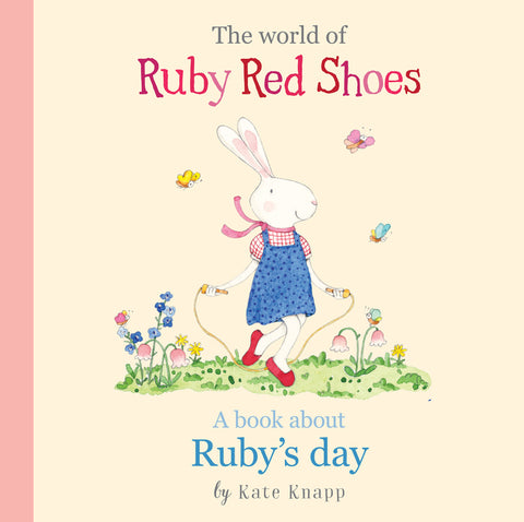 A Book About Ruby's Day
