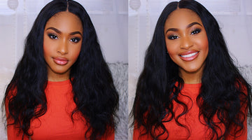 Carla Stevenné - Lace Body Wave Wig Cexxy Hair Review