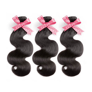 CEXXY Popular Series Virgin Hair Body Wave Bundle Deal - cexxyhair.com