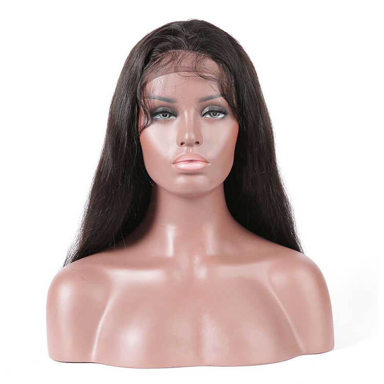 STRAIGHT LACE WIG/360 LACE WIG/FULL LACE WIG HIGH DENSITY HUMAN HAIR WIG - cexxyhair.com