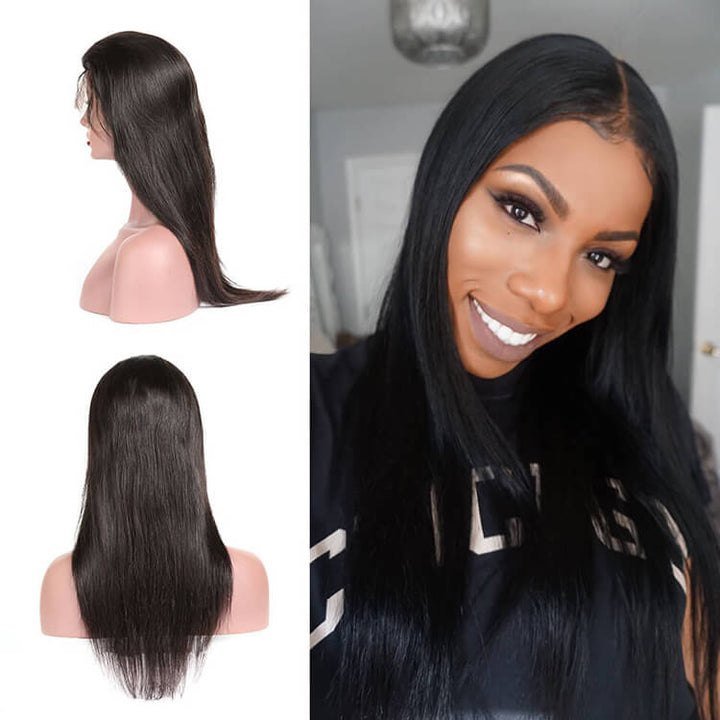 CEXXY 360 Lace Wig Straight/Body Wave - cexxyhair.com