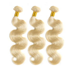 CEXXY LUXURY SERIES Virgin Hair #613 Body Wave Bundle Deal - cexxyhair.com
