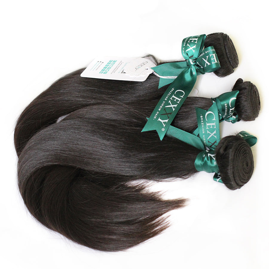 CEXXY Supreme Series Virgin Hair Straight Bundle Deal