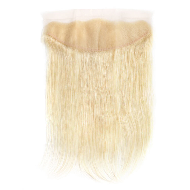 #613 Blonde 13*4 Lace Frontal Straight - cexxyhair.com