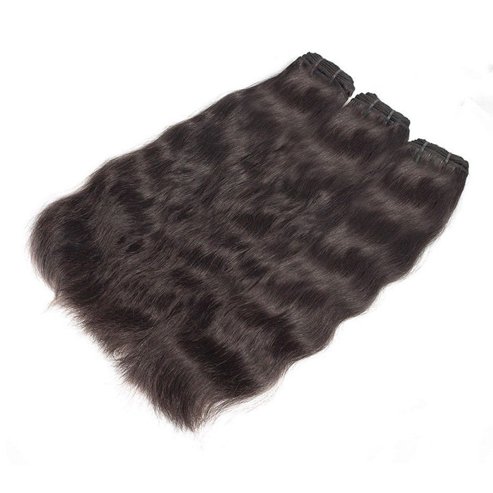 CEXXY Raw Indian Hair Natural Straight Bundle Deal - cexxyhair.com