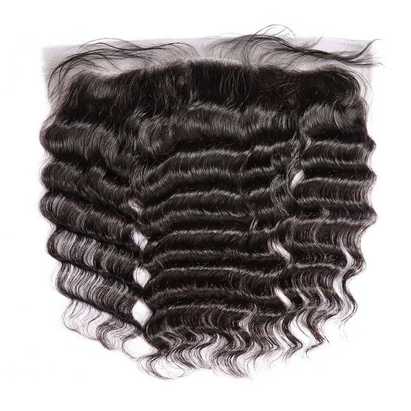 CEXXY Hair 13*4 Lace Frontal Brazilian Hair Natural Wave - CEXXY Hair