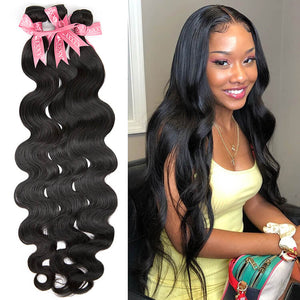 CEXXY HAIR LONG HAIR SERIES VIRGIN HAIR BODY WAVE BUNDLE DEAL - cexxyhair.com