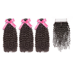 CEXXY Luxury Series Virgin Hair Kinky Curly Bundle Deal - cexxyhair.com