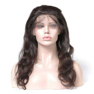 CEXXY Hair 360 Lace Frontal Human Hair Body Wave - cexxyhair.com