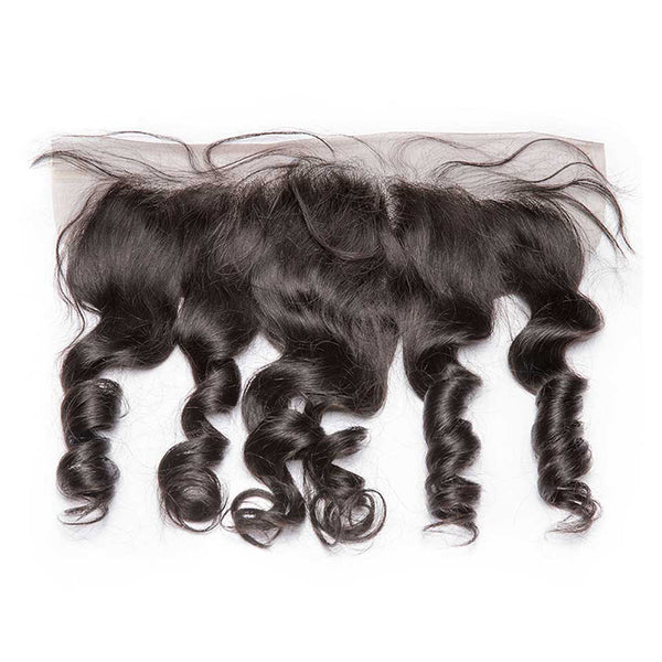 CEXXY Hair 13*4 Lace Frontal Brazilian Hair Loose Wave - cexxyhair.com
