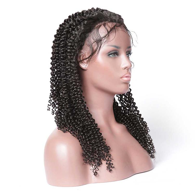 CEXXY hair 180% Lace Front Wig Full Lace Wig Kinky Curly - cexxyhair.com