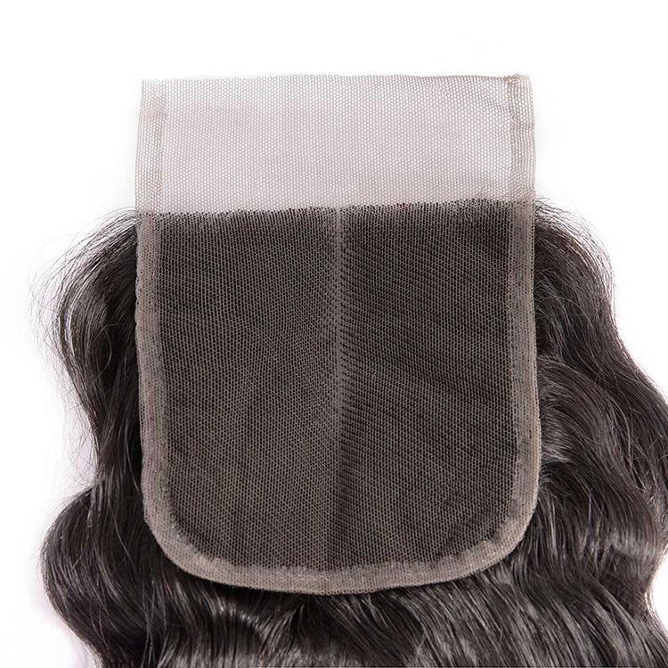CEXXY Hair 4*4 Brazilian Hair Lace Closure Natural Wave - cexxyhair.com