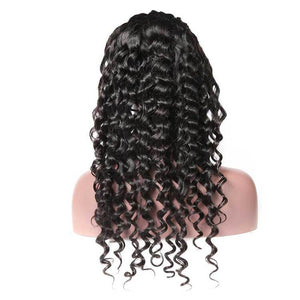 Cexxy Hair 250% Bob Wig Lace Wig Full Lace Wig Natural Wave - cexxyhair.com