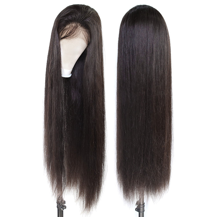 Cexxy hair Straight 13x6 lace front wig virgin hair Upgraded 2.0