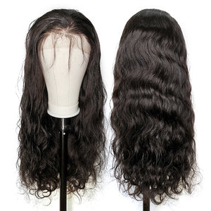 Cexxy hair Body Wave 13x6 lace front wig virgin hair Upgraded 2.0
